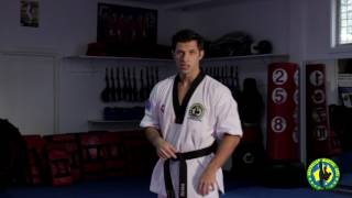INSTRUCTOR TUTORIAL- How to perform the Reverse Turning Kick