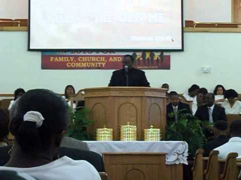 Rev. Elmore Garner Part Five This Church Is Killing Me MCBC Lake Charles, Louisiana