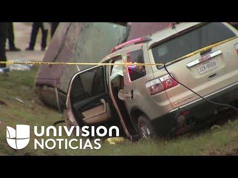 Revelan El Video De La Embestida Mortal En Texas A Una Madre Hispana