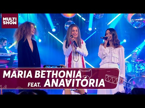Maria Bethonia feat Anavitória cantam É O AMOR 🎤  Tom Cavalcanti  Multi Tom  Humor Multishow