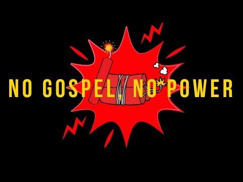 NO GOSPEL, NO POWER! | Dr. Ralph Yankee Arnold | BBN