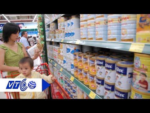 Xem xét bỏ trần giá sữa cho trẻ dưới 6 tuổi | VTC