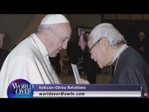World Over - 2018-03-08 - Vatican-China Deal Concerns, Cardinal Joseph Zen with Raymond Arroyo