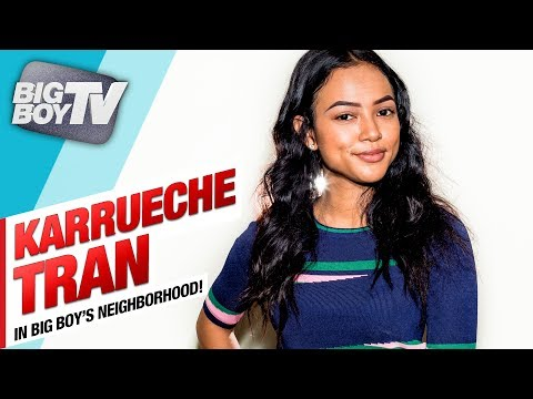 "Karrueche Tran on Chris Brown, her show ""The Bay"", And More! (Full Interview) 