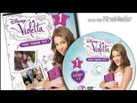 Violetta 1 CD Completto