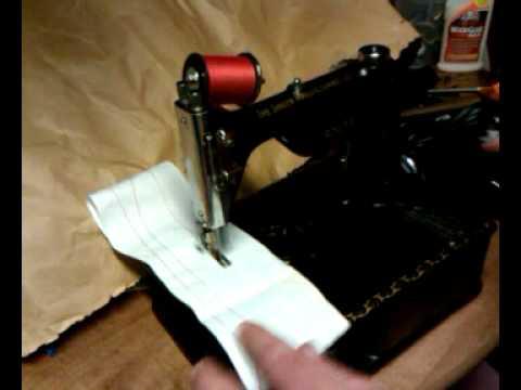 Rare Antique 1921 Singer 24-80 Chain stitch Sewing Machine G9043339