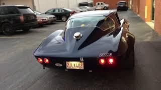 1965 Corvette C2 Resto-ProMOD Supercharged LS (SOLD)