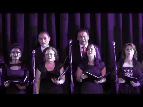 Rotterdam Klasik Türk Müzigi Korosu Samsun Festivalinde