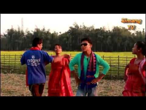 New Bodo Dance, Khanda Khanda Hi Ganna by Dream Club, Singer - Rubeen and Friends.