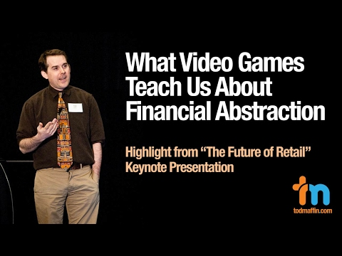 Financial Abstraction: What Video Games Can Teach Us — (And Why I'm a Horrible Person)