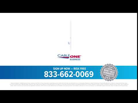 Cable ONE Business No Contract Internet & Phone Bundles