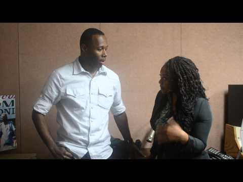 """Micah Stampley """"Love Never Fails"""" Interview"""