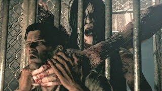The Evil Within: Spider Lady + Super Monstro Bizarro - Playstation 4 HD gameplay - Capítulo 10-B