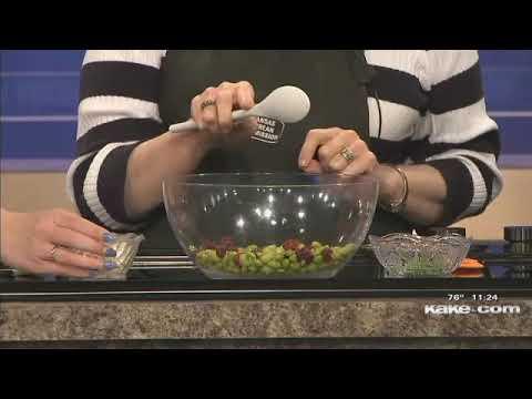 190515kake edamame with cranberries feta basil