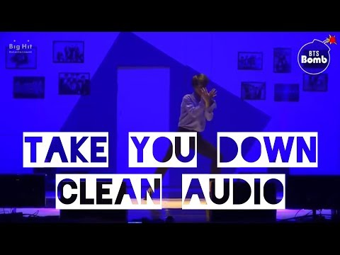 [AUDIO + DOWNLOAD] Chris Bown - Take You Down (Jimin) | 172508 BTS Home Party
