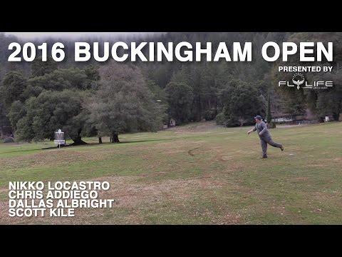 PHP #12 - Buckingham Open, 2016 (Locastro, Addiego, Albright, Kile)