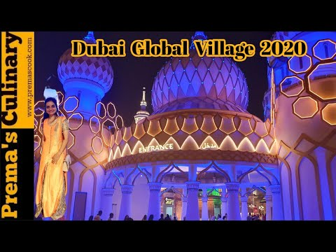 Global Village 2020 – 2021 season 25 Lastest Video, Experience the World in One Place