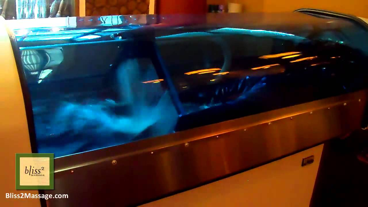 Planet Fitness Hydromassage Beds HydroMassage Tables Only