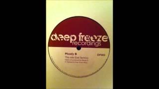 Moody B - Dub Technics