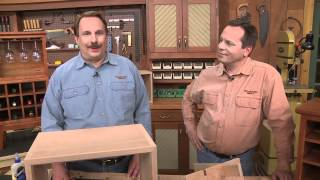The Woodsmith Shop: Episode 604 Sneak Peek