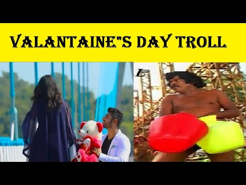 VALANTAINE'S DAY!! TROLL||canni  mare(கன்னி மறி)