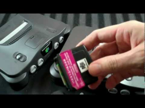 Gamerade - Cleaning And Restoring A Nintendo 64 - Adam Koralik