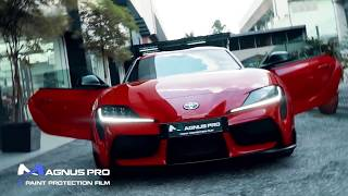 Toyota GR Supra A90 -  MAGNUS PRO Paint Protection Film PPF