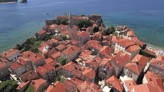 All the beauties of Montenegro