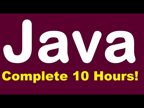 Java Tutorial for Beginners | Java Tutorial from Basics to Advance