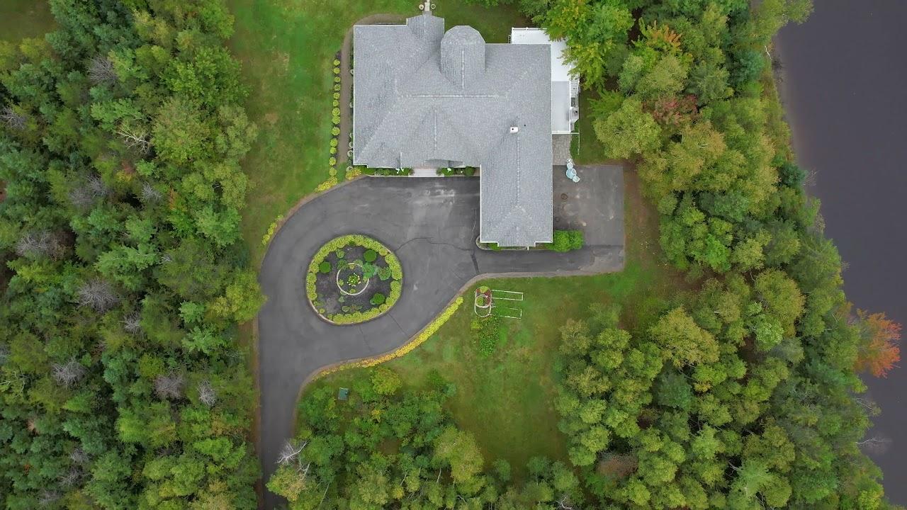 Real Estate Drone Video | Richibucto Village, NB