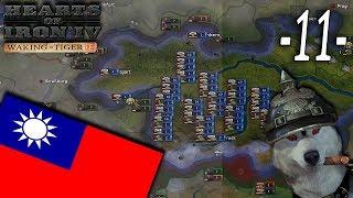 Hearts of Iron IV - Waking the Tiger - Demokratie China - #11 Erfolgreiche Bürgerkrieg!