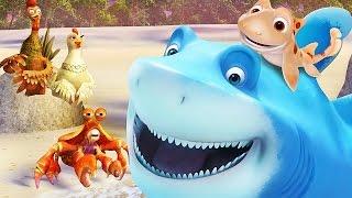 УВЛЕКАТЕЛЬНОЕ ПРИКЛЮЧЕНИЕ ПОД ВОДОЙ! Морская бригада - Трейлер мультфильма