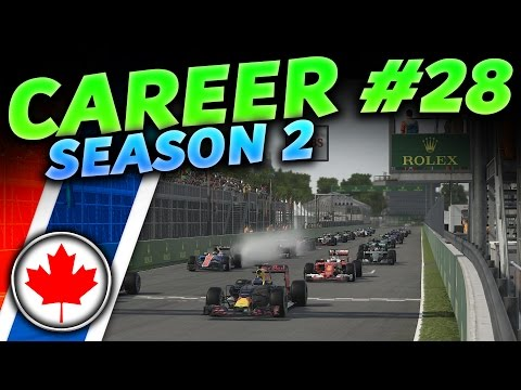 F1 2016 Career Mode Part 28: Sponsor Bonus