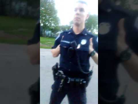 Police harassing Rochester new York. 5 \16\17