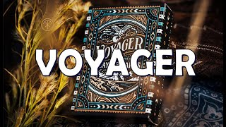 Deck Review - Voyager Playing Cards by Theory 11