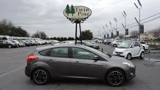 How refuel with a gas can after running out of gas 2014 Ford Focus