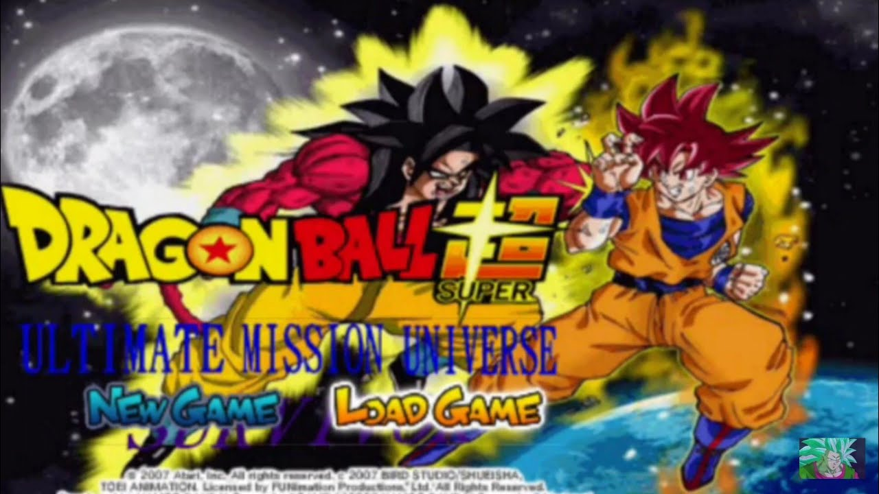 Descarga Mejor Mod,ISO/Dragon Ball Z Shin Budokai 2/GT Vs  Super/PPSSPP/ANDROID/Mega Mods 2018