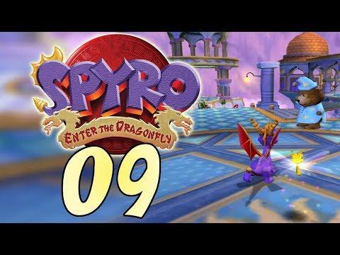 Wolke 9!  Spyro: Enter the Dragonfly GermanHD 09  LET'S PLAY