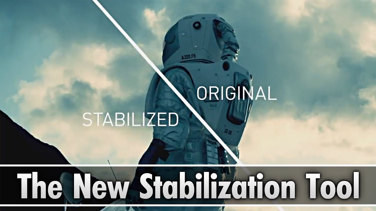Vegas Pro 16: How To Use The New Stabilization Tool - Tutorial #359
