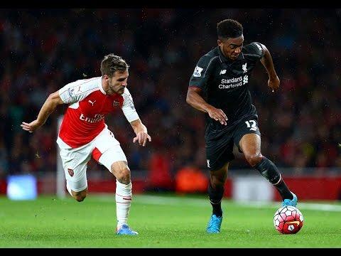 Joe Gomez vs Arsenal
