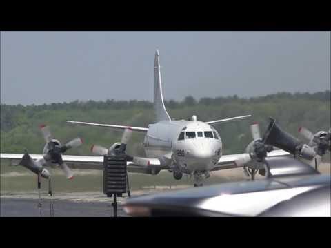 Rhode Island Air Show 2017- Arrivals/Landings