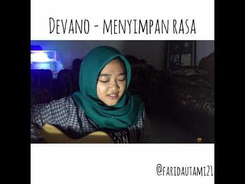 Menyimpan Rasa - Devano (cover Farida Utami)