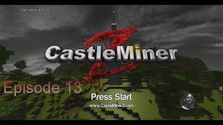 Episode 13: CastleMiner Z - Discussion(MAGA Hats, Black Trump Supporters, Church & State)