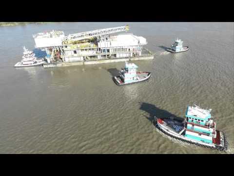 Venice Rig Move