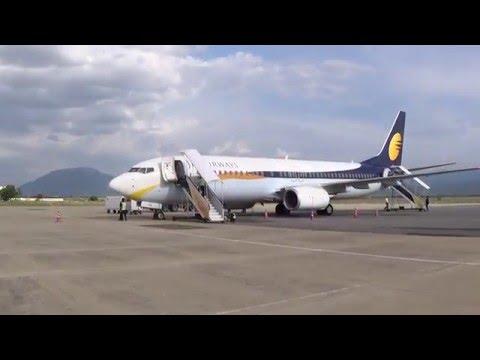 Landing at Tirupati