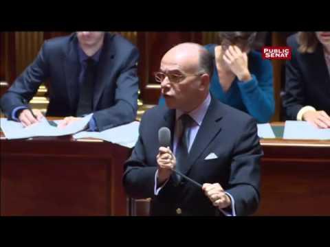Réfugiés syriens: Bernard Cazeneuve explose le Front national