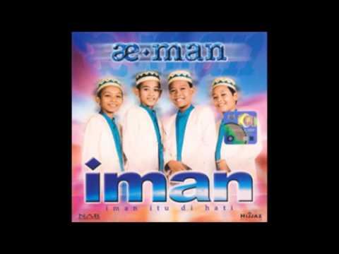 Aeman - Akhlak Bunga Diri (Audio + Cover Album)