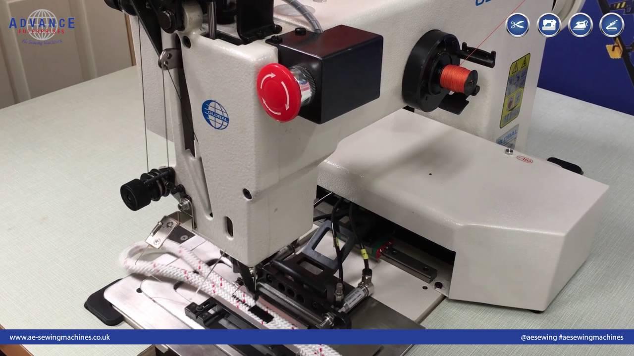 Global BT 100-10 RP Rope Sewer - AE Sewing Machines