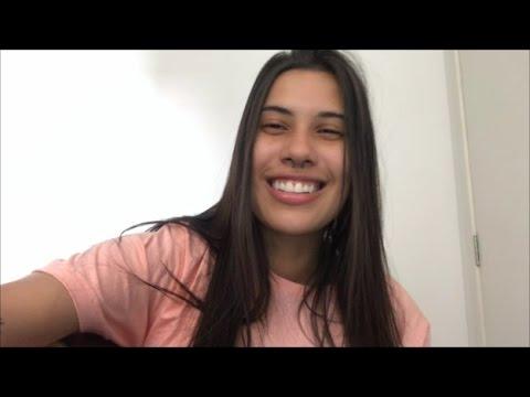 Ana Gabriela - O Vento (cover) Projota