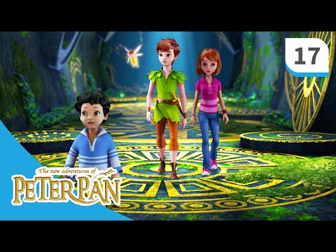 The New Adventures Of Peter Pan - Episode 17 - The Great Chumbalaya FULL EPISODE